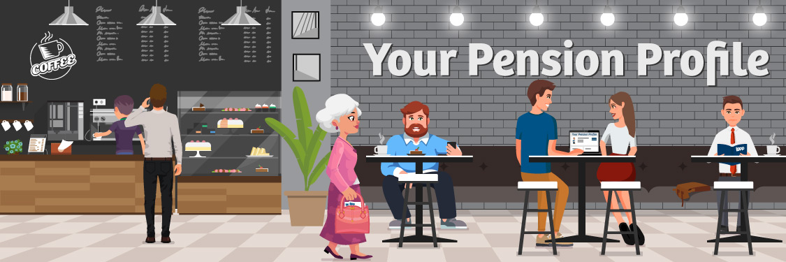 Click to visit Your Pension Profile