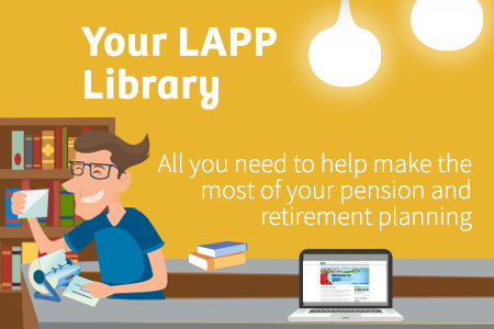 Welcome to LAPP! - Local Authorities Pension Plan