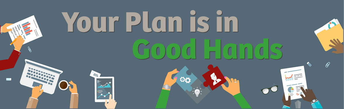 Lapp Your Plan is in Good Hands banner